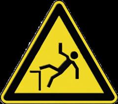 fallingsign